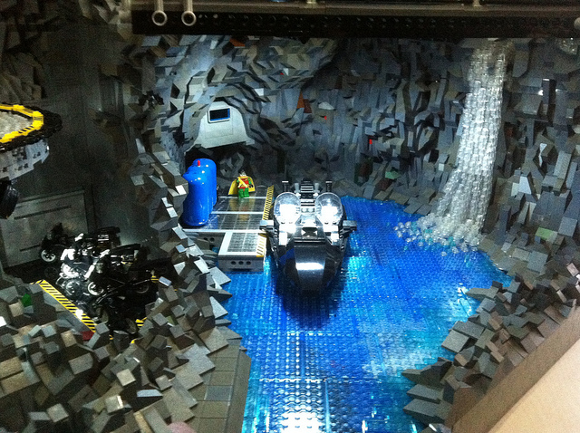 BATICUEVA DE LEGO